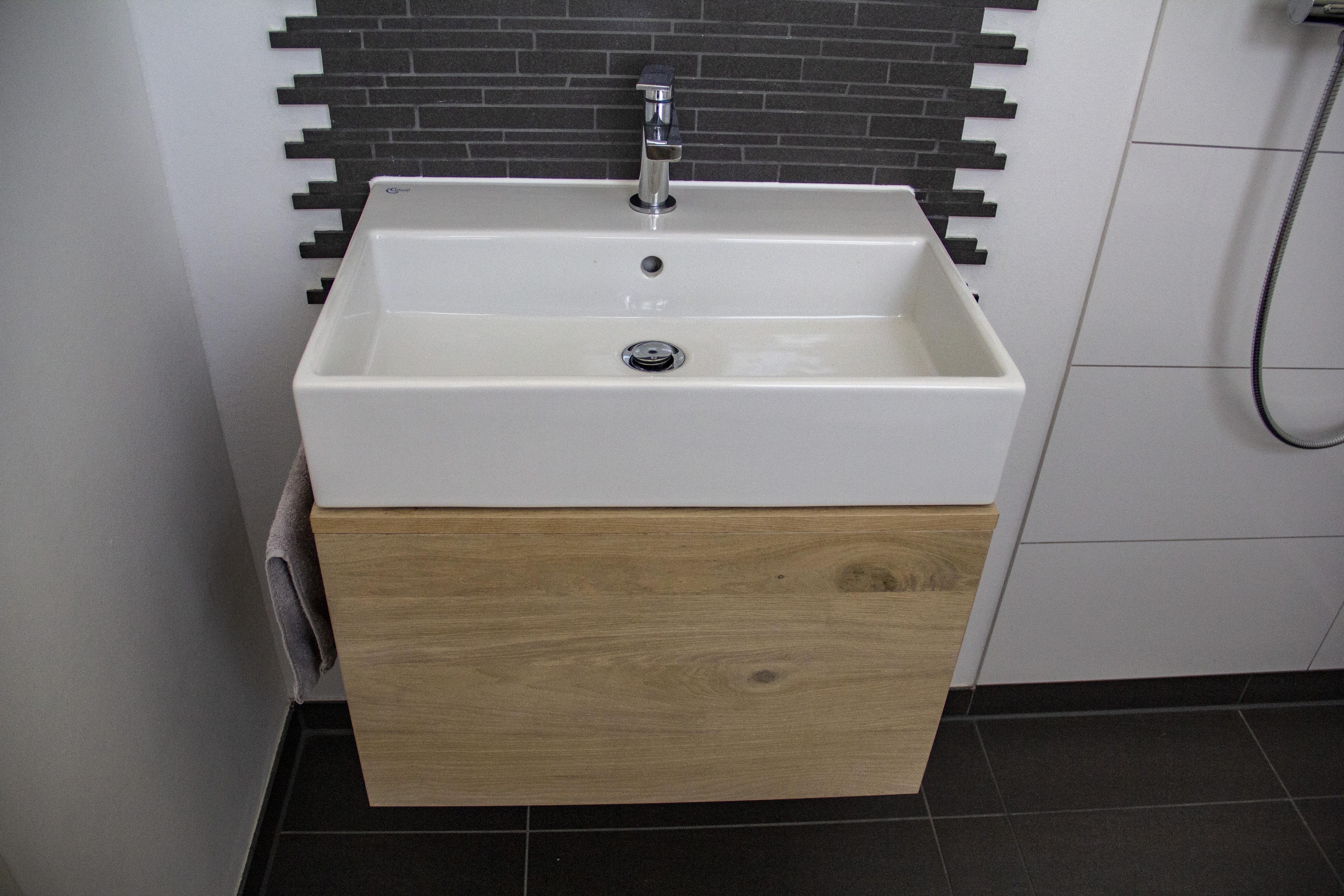 Badezimmer Unterschrank Mit Waschbecken